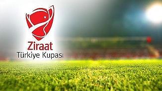 Ziraat Türkiye Kupası'nda çeyrek finale kalan takımlar belli oldu