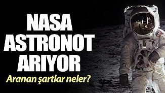 Ay ve Mars görevleri için NASA'dan astronot ilanı!