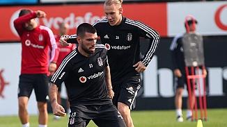 Beşiktaş'ta Pedro Rebocho kriz yarattı