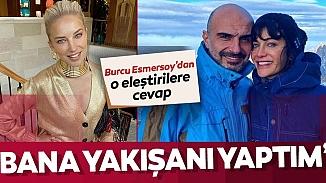 Burcu Esmersoy'dan eski eşiyle ilgili şaşırtan itiraf! Düğünlerine bile giderim