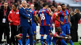 Crystal Palace kazanamadı