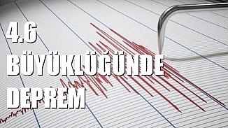 Elazığ'ın Sivrice ilçesi 4.6 şiddetinde sallandı