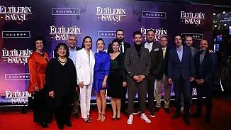 Eltilerin Savaşı filmi görücüye çıktı, Ünlüler galaya akın etti