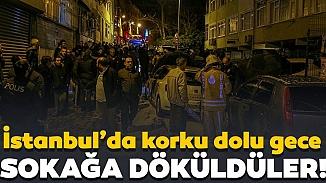 Fatih'te korkunç gece! 9 araç 4 kişi tarafından kundaklandı
