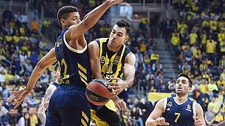 Fenerbahçe Beko'ya evinde ağır yenilgi