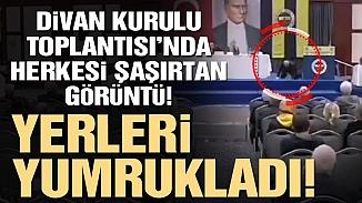 Fenerbahçe Divan Kurulu üyesi Veysel Oran, kürsüde kendini kaybetti