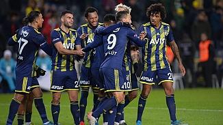 Fenerbahçe Kupa'da avantjlı kazandı