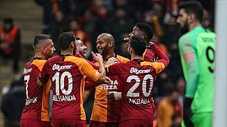 Galatasaray'dan seri'ye devam