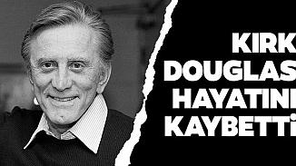 Hayranları yasta! ABD'li ünlü aktör Kirk Douglas yaşamını yitirdi