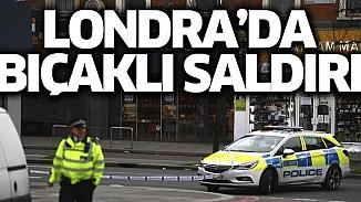İngiltere'nin başkenti Londra'da bıçaklı terörist dehşet saçtı