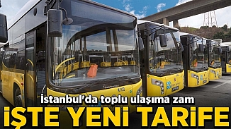 İstanbul ulaşımında zam kervanına Marmaray ve Havaist'te eklendi