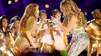 Jennifer Lopez ve Shakira'nın Super Bowl'daki dansları binlerce şikayet aldı