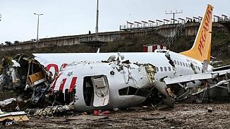Kaza yapan Pegasus uçağında görevli 4 kabin memuru ifadelerinde şikayetçi olmadı