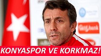 Konyaspor Bülent Korkmaz'a teslim edildi
