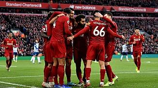 Liverpool kolay kazandı