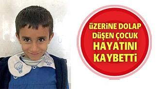 Okuldaki dolabın altında kalan İlkokul öğrencisi yaşamını yitirdi