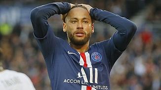PSG'den açıklama Neymar kadrodan çıkarıldı