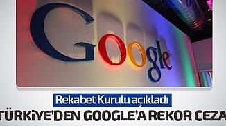 Rekabet Kurumu'nun Google'a kestiği fatura ağır oldu