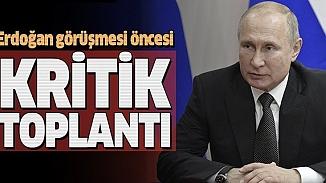Rusya Lideri Putin, Güvenlik Konseyi ile acil toplantı kararı aldı