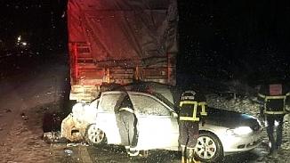 Şanlıurfa Bozova karayolunda kaza! Aynı aileden 3 kişi öldü