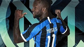 Victor Moses yeniden doğdu
