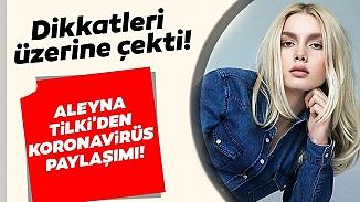 Aleyna Tilki'den  yine olay açıklama: 'Dünya bize ceza veriyor'