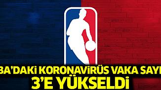 Amerikan Basketbol Ligi'nde Kovid-19 vaka sayısı 3'e yükseldi!