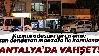 Antalya'da 21 yaşındaki üniversite öğrencisinin korkunç ölümü