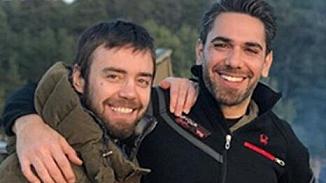 Buray, Kadir Doğulu ve Murat Dalkılıç'ın kamp sefası