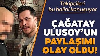Çağatay Ulusoy, Hakan Muhafız için 2,5 saatte değişti