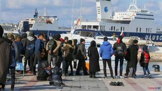 Devam eden mülteci krizinde bir insanlık dramı daha!