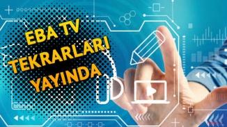 Eba ilkokul tv , Eba ortaokul tv, Eba lise tv tekrar yayınları izle - 23 mart 2020 derslerini tekrar izle