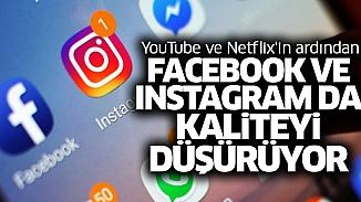 Facebook ve Instagram'dan koronavirüs kararı!