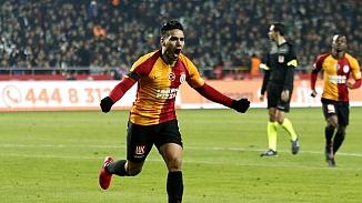 Falcao ''gollere Beşiktaş maçında devam edeceğim''