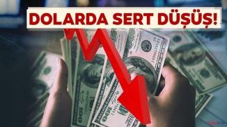 FED kararını açıkladı ! dolar sert inişe geçti