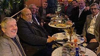 Fenerbahçe eski yönetimi bir araya geldi