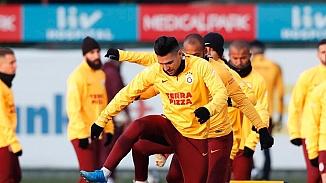Galatasaray'ın Sivasspor taktikleri hazır