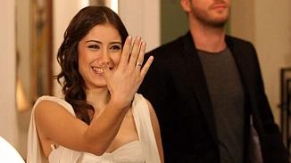 Hazal Kaya Aşk-ı Memnu'ya gönderme yaptı; 'Bastım filtreyi'