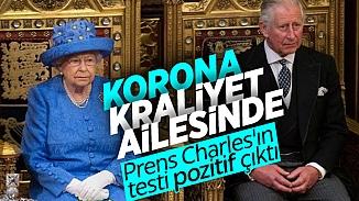 İngiliz Kraliyet Ailesine şok! Prens Charles koronavirüsü oldu