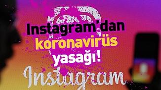 Instagram'dan filtlere koronavirüs düzenlemesi!