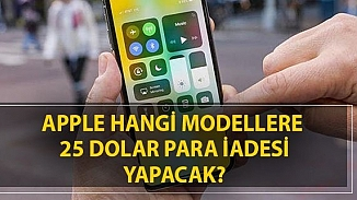 İPhone sahipleri dikkat! Apple eski cihazlarına para ödemesi yapıyor