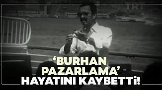 İstanbul'daki vapurların efsane satıcı Burhan Pazarlama yaşamını yitirdi