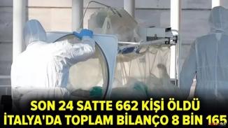 İtalya'da korona virüs kontrol altına alınamıyor! Son 24 saatte 662 kişi daha öldü