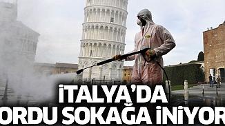 İtalya'da ölü sayısı 4032'ye yükseldi, Asker kontrol için sokağa iniyor!