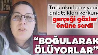 İtalya'daki Türk akademisyenden dehşet verici açıklamalar