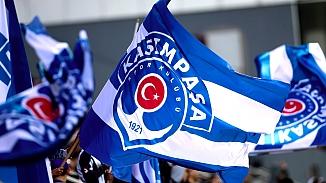 Kasımpaşaspor'' gönlümüz liglerin devam etmesinden yana'' dedi