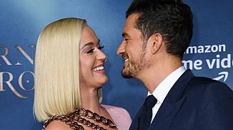 Katy Perry ve Orlando Bloom çifti bebek bekliyor