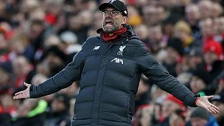 Klopp'tan Liverpool Taraftarlarına hakaret