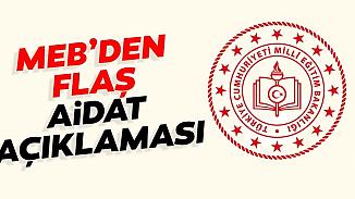 MEB'in, resmi okul öncesi eğitim kurumları hakkında aidat kararı!