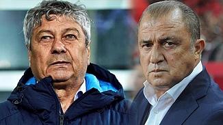 Mircea Lucescu'dan Fatih Terim'e destek